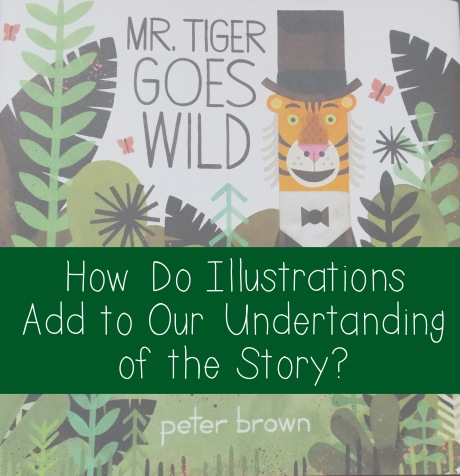 Interactive Read Aloud: How Do Illustrations Add to Our Understanding of the Story?