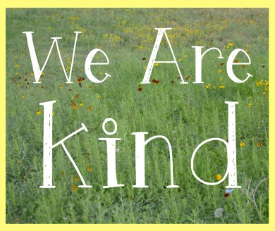 We Are Kind