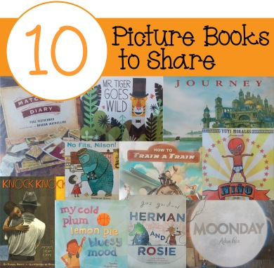 10 Picture Books to Share