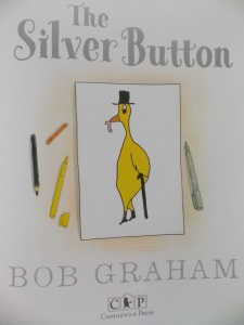 The Silver Button TItle Page